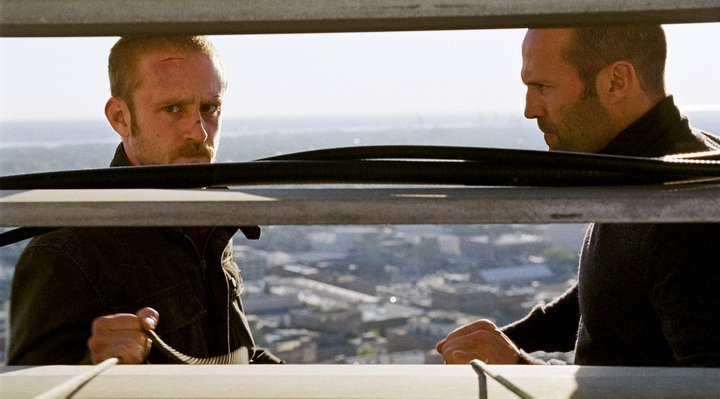 Ben Foster & Jason in The Mechanic