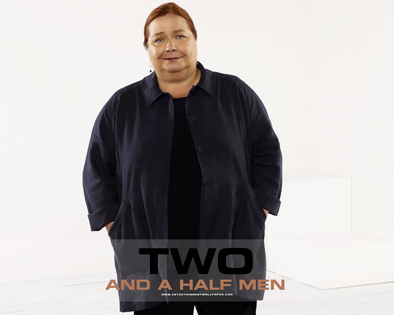 Two And A Half Men Berta