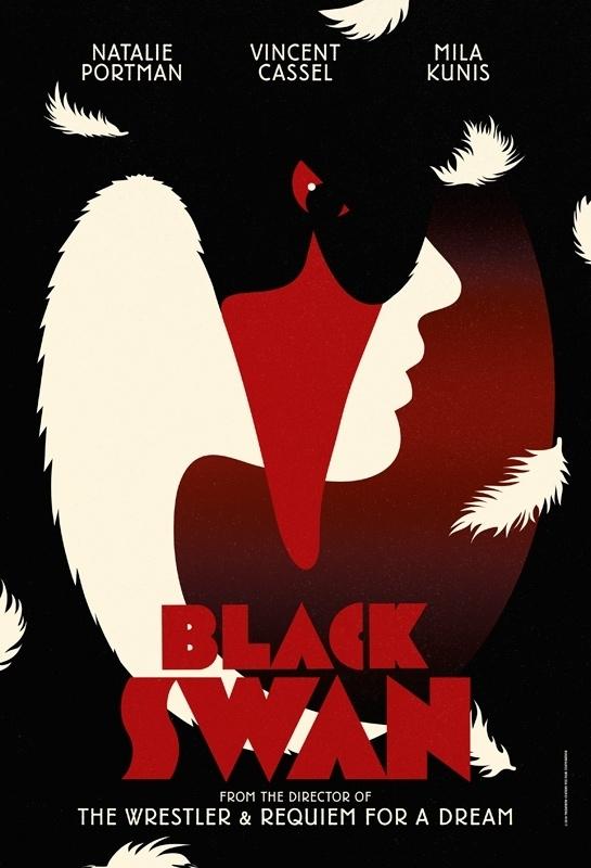 Black Swan Poster. Black Swan Poster
