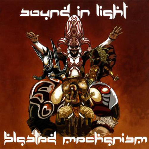 Blasted-Sound in light