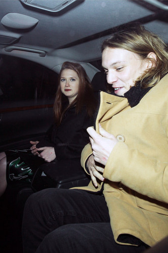 Bonnie out and about in London {December 4th 2010}