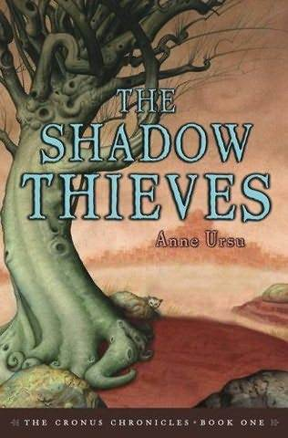 Book 1:The shadow thieves
