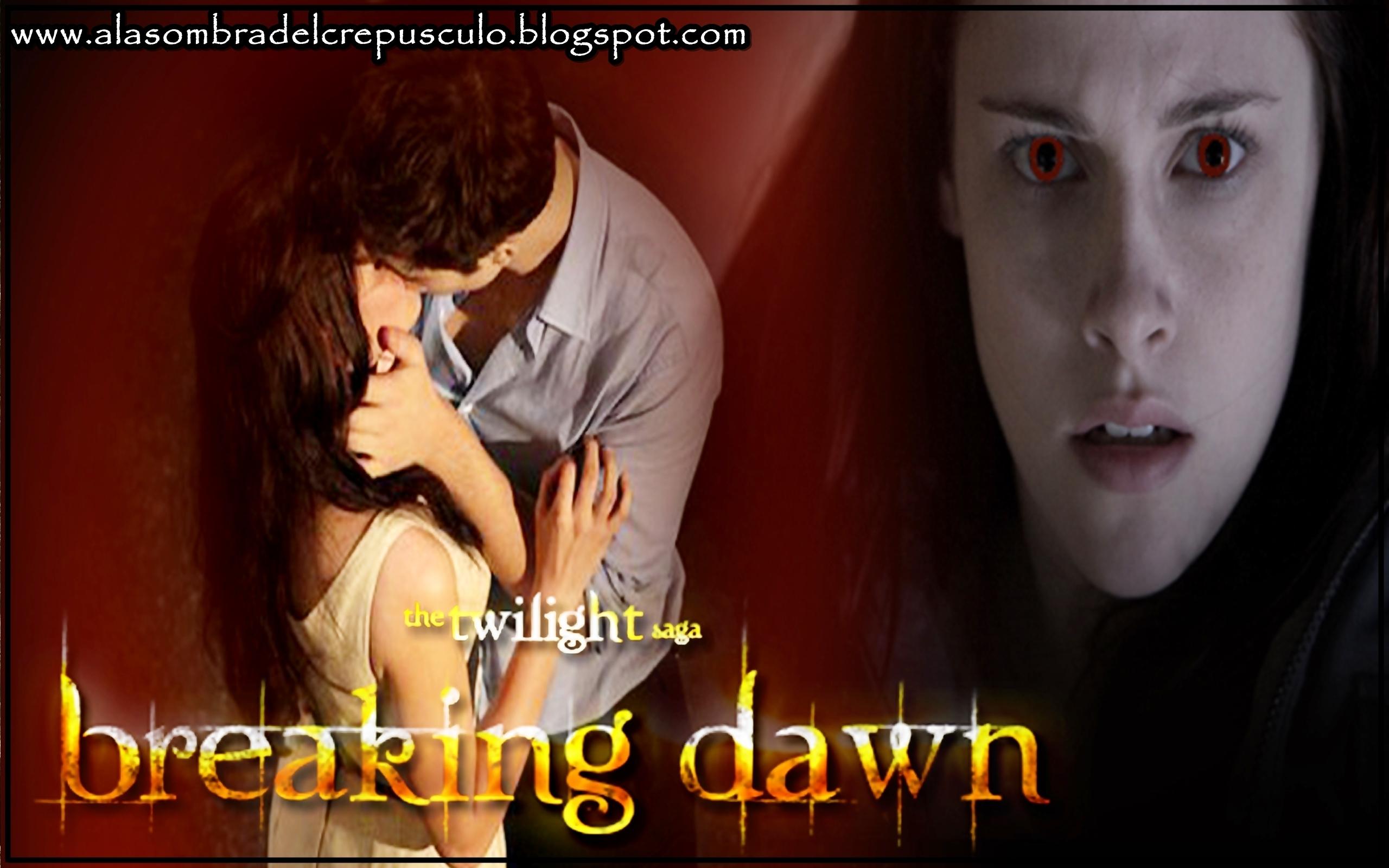 Breaking Dawn The Twilight Saga, Book 4