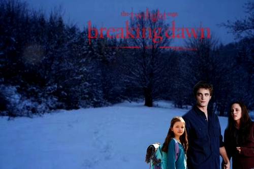 Breaking Dawn <3