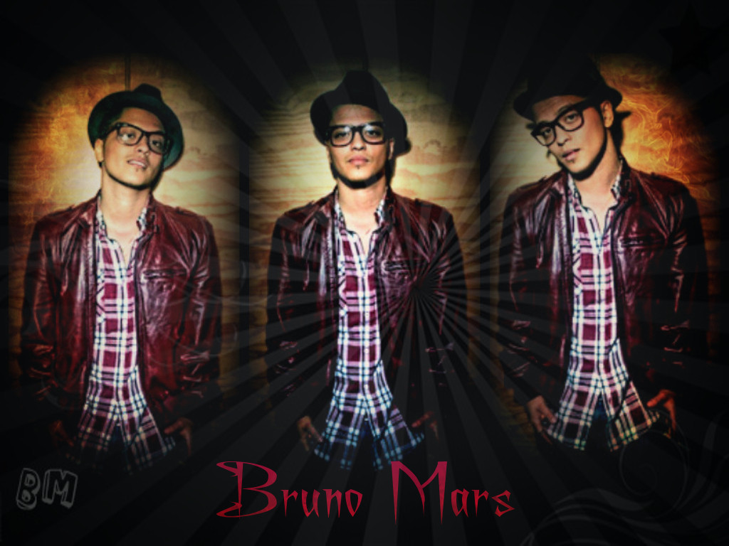 Bruno Mars Bruno Mars Wallpaper