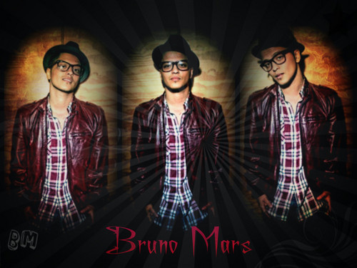 Bruno Mars wallpaper probably with a nightwear and a bathrobe titled Bruno Mars Wallpaper