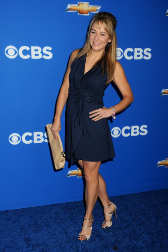 CBS Fall Season Premiere Event LA - megyn-price Photo