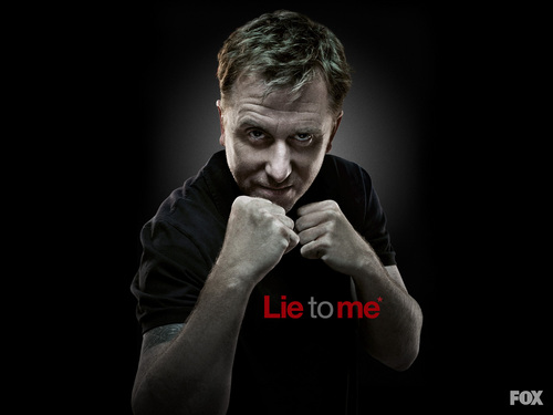 Lie to Me wallpaper titled Cal Lightman