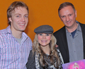 Carley, Chris and Neil of www.lastminutetheatretickets.com - legally-blonde-the-musical photo