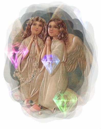 Angels پیپر وال containing a red cabbage entitled Christmas Angels