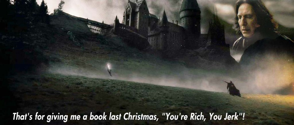 Krismas Revenge
