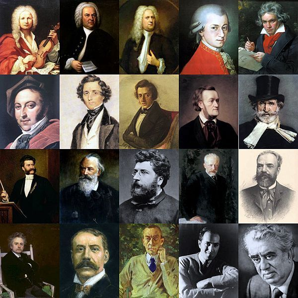comparison of classical and baroque music The link between baroque and the new emphasis on chords and the bass part resulted in the most characteristic feature of baroque music  classical.
