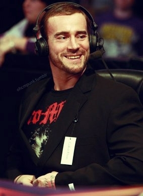Cm Punk in Superstars