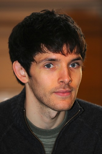 Colin Morgan wallpaper with a portrait titled Colin at Belfast Metropolitan College