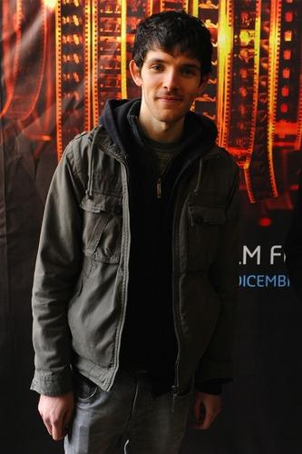 Colin at Belfast Metropolitan College