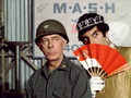 Colonel Potter & Klinger - m-a-s-h wallpaper