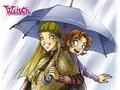Cornelia & Irma karatasi la kupamba ukuta