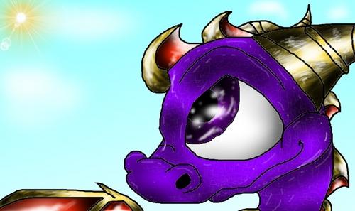 Cute Spyro