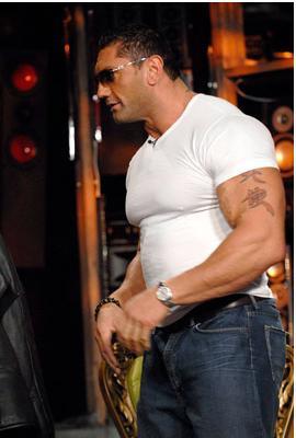 Dave バティスタ(Batista)
