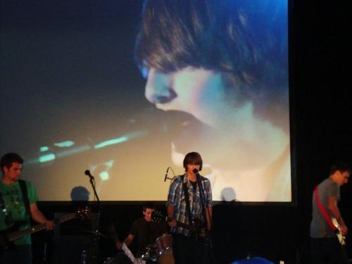 Davedays & his band