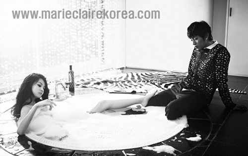 Doojoon For Marie Claire