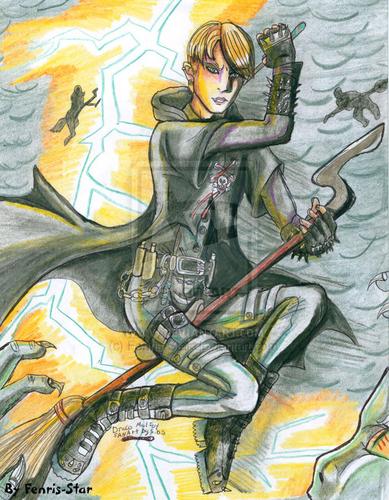 Draco Malfoy Death Eater