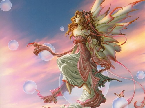 Dreamlike Fairy