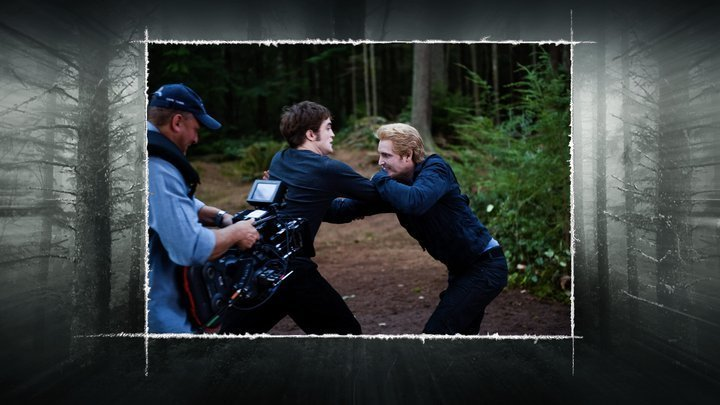 Eclipse DVD Behind The Scenes