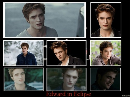 Edward in Eclipse