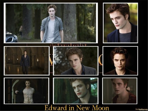 Edward in New Moon