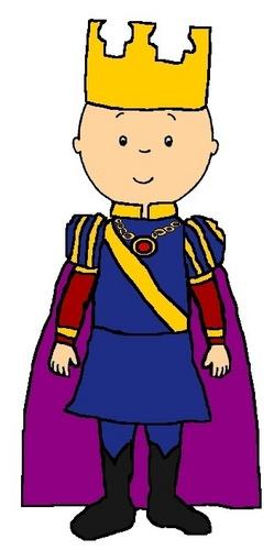 Emperor Caillou