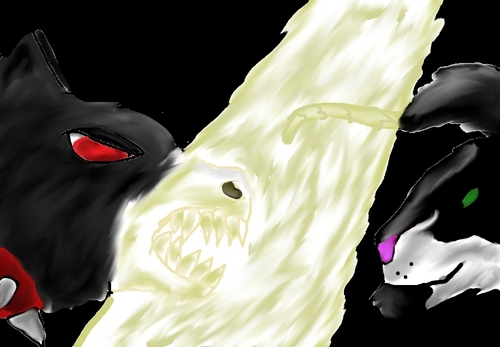 Evil cats (Scourge and Bone)