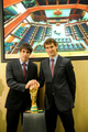 Fernando Llorente & Javi Martinez - honored by the Basque government (1.12.2010) - fernando-llorente photo