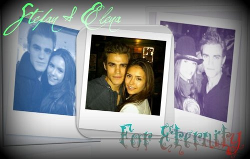 Stefan & Elena wallpaper called For Eternity-Stelena
