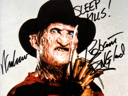 Freddy Krueger karatasi la kupamba ukuta possibly containing a fedora and anime called Freddy Krueger