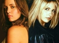 Fuffy - buffy-vs-faith photo