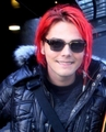 Gerard's smilin