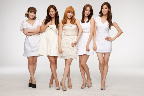 Girls Generatio Samsung China Endorsement