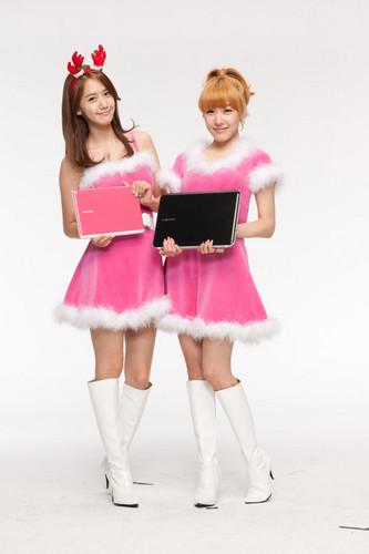 Girls Generatio Samsung China Endorsement