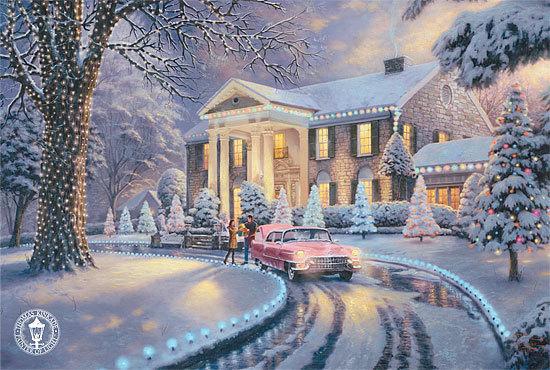 Graceland In Art
