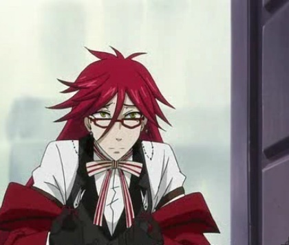 Grell Sutcliff (83♥) - lolly4me2 Screencap