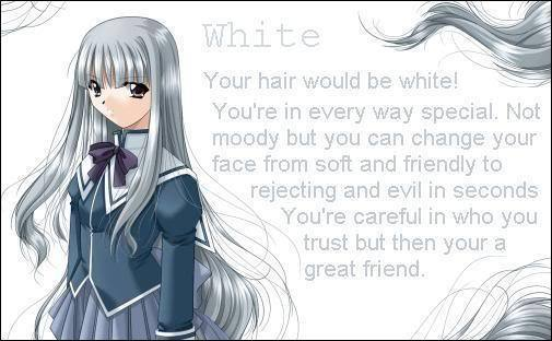 Anime Girls Images Whitesilver Hair Wallpaper And Background Photos