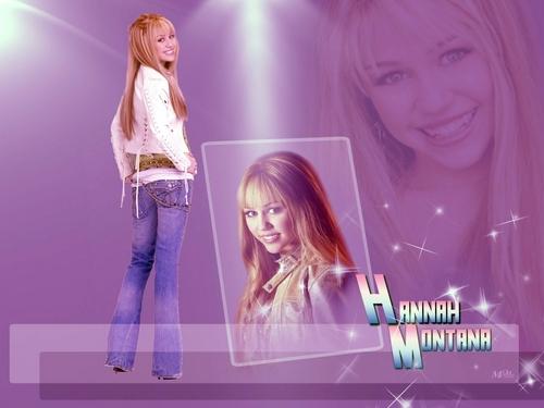 Hannah Montana দেওয়ালপত্র
