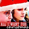 Harry and Hermione photo titled Harmony x-mas :)