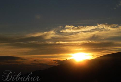 Haven Sunset