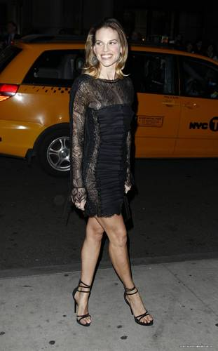 Hilary @ IFP's 20th Annual Gotham Independent Film Awards