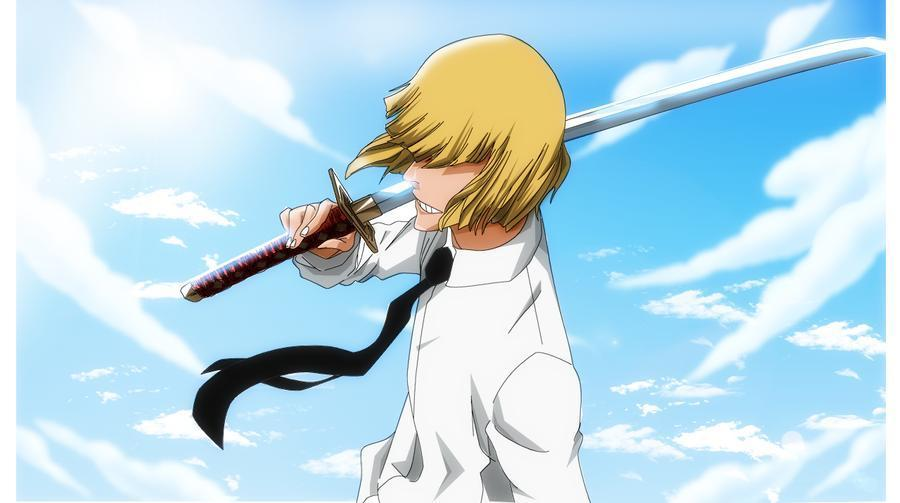 Bleach: Shinji - Images Hot