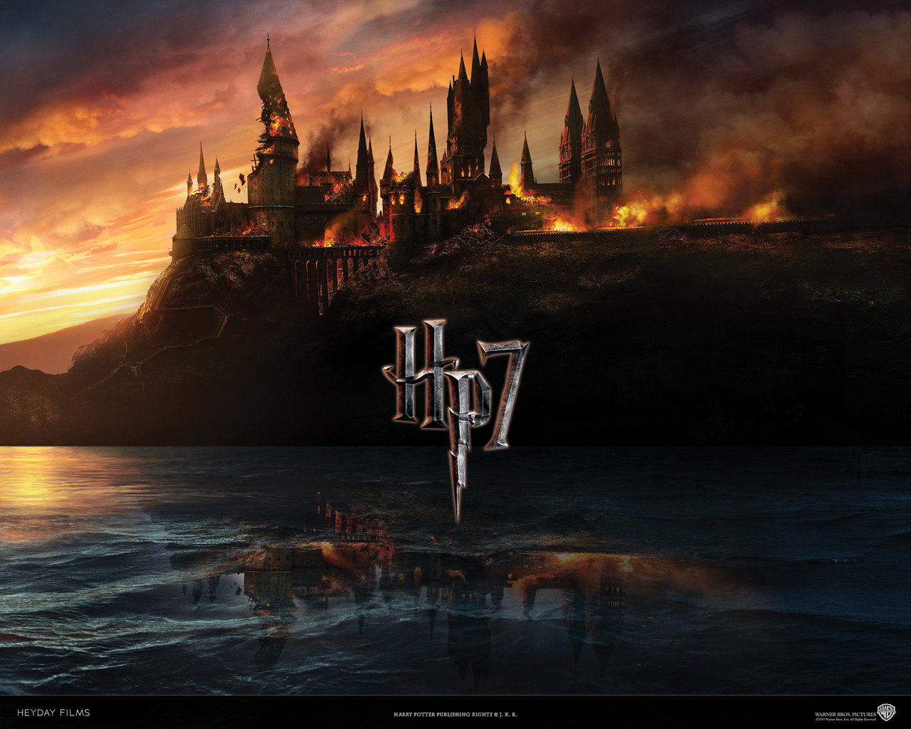 harry potter and the deathly hallows movies images