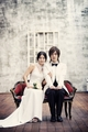 Hyunjoong & HwangBo - Wedding picture - we-got-married photo
