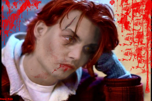 I Want To Suck Your Blood-Vampire Johnny Depp